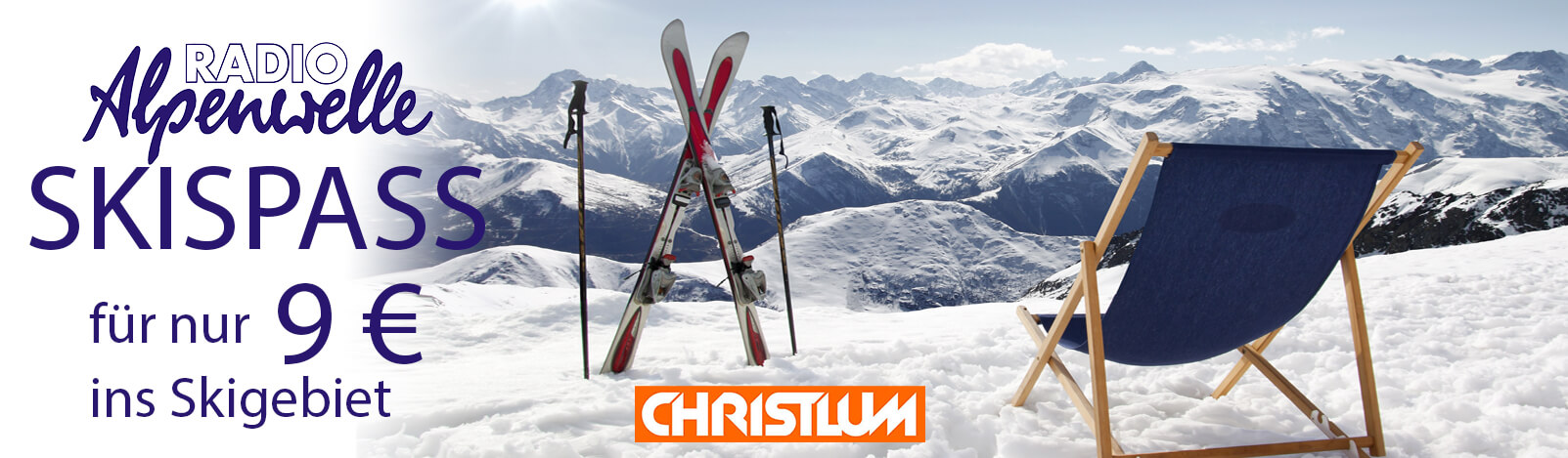 Alpenwelle Skispass 2020